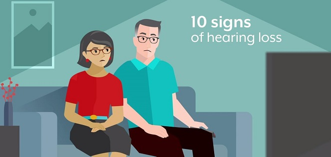 hearing impairment in kids
