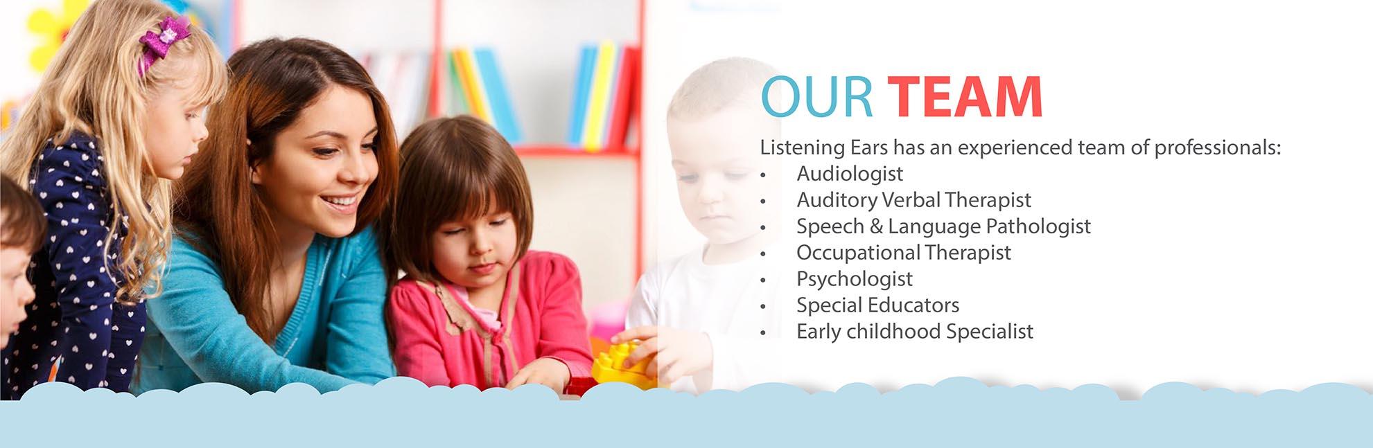 Listening Ears Team