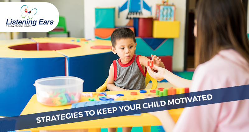 Strategies to Keep Your Child Motivated